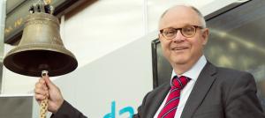 Börssuccé för litet svenskt läkemedelsbolag