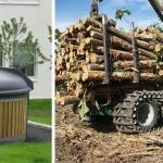 Skogsbolaget byter inriktning och vänder kassaflödet