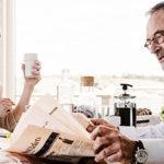 Ålandsbanken går mot strömmen  – utvecklar den personliga servicen