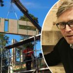 Klimatsmarta byggblock bryter mark med växande trähustrend